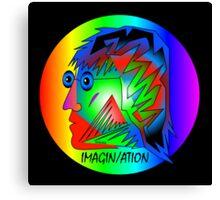 IMAGIN/ATION Canvas Print