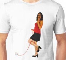 Geeky Pin-Up:  Star Trek Unisex T-Shirt