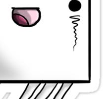 Cute Ghast Sticker