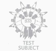 Group 935: Test Subject by timmy26