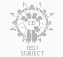 Group 935: Test Subject T-Shirt