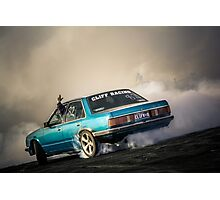 CLIFV8 Burnout Photographic Print