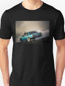 CLIFV8 Burnout Unisex T-Shirt