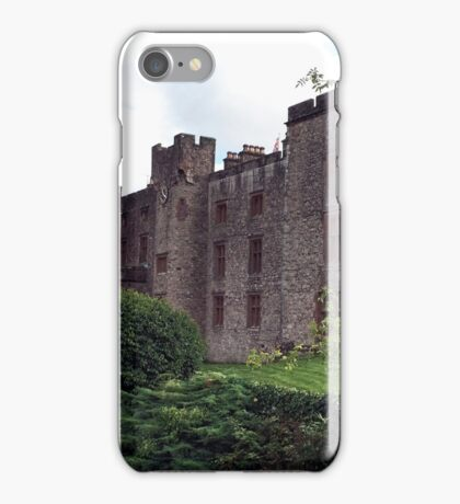 Muncaster Castle, Cumbria, UK iPhone Case/Skin
