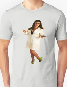 Geeky Pin-Up: Chemistry T-Shirt