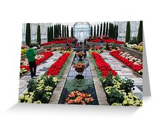 Saint Paul Conservatory Greeting Card