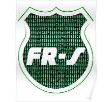 FR-S Matrix Shield  Poster