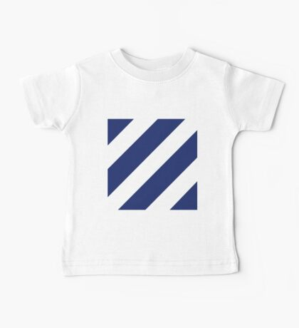 Third Infantry Division (3ID) Insignia Baby Tee
