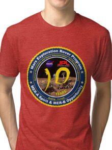 Mars Exploration Rover Mission (MER) @! 10 Tri-blend T-Shirt