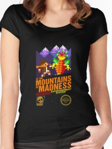 At the Mountains of Madness Women's Fitted Scoop T-Shirt