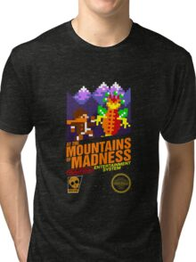 At the Mountains of Madness Tri-blend T-Shirt