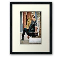 BAFS Majo&Naty 05 Framed Print