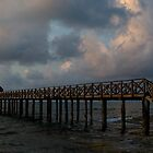 Pier into the Dawn by Barry Doherty