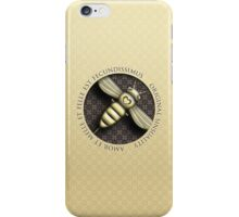 Bee Cyborg V2 iPhone Case/Skin