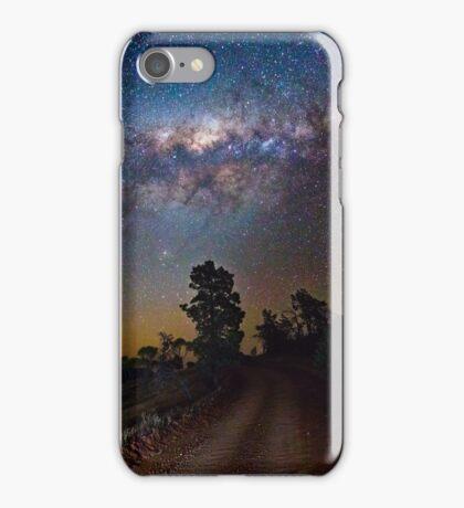 Black Gap Road iPhone Case/Skin