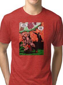 Native American Kryptonite Tri-blend T-Shirt