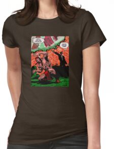Native American Kryptonite Womens Fitted T-Shirt