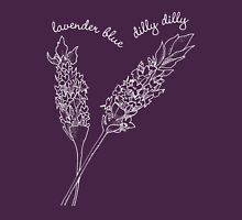 Innocence Lost to Lavender. White version T-Shirt