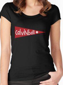 Calvinball 02 Women's Fitted Scoop T-Shirt