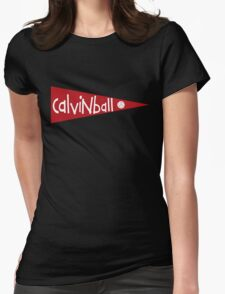 Calvinball 02 Womens Fitted T-Shirt