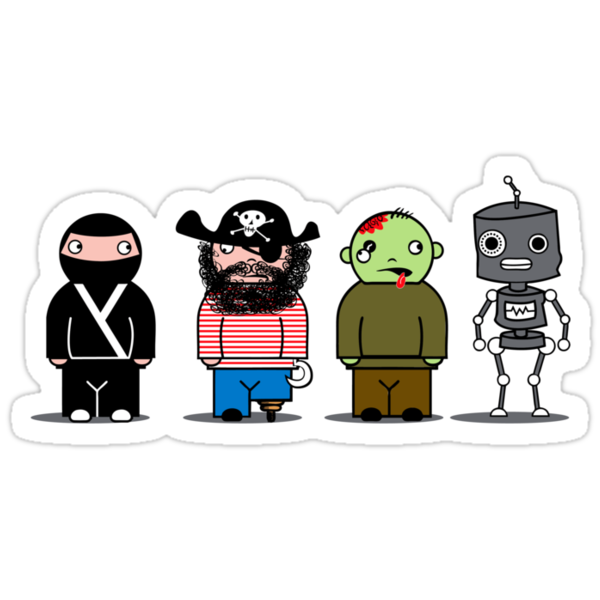 The Usual Suspects by buzatron