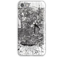 Witch Doctor. iPhone Case/Skin