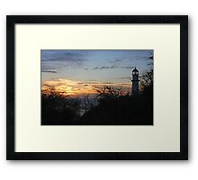 My Secret Summer Framed Print