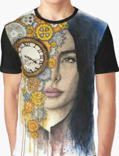 Time Will Tell Graphic T-Shirt