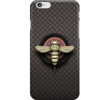Bee Cyborg V1 iPhone Case/Skin