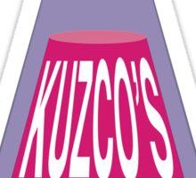 Kuzco's Poison Sticker