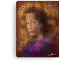 New-Age-Iography Canvas Print