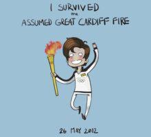 The Great Assumed Cardiff Fire 2012 by ShrlckShvrnshke