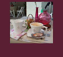My daily fix at Bistrot de Paris and Une Belle-Vous T-Shirt