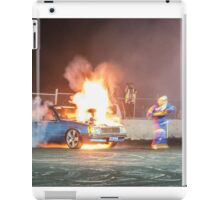 CLIFV8 Light Up iPad Case/Skin