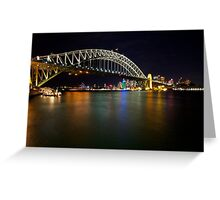 Reflections of Sydney Greeting Card