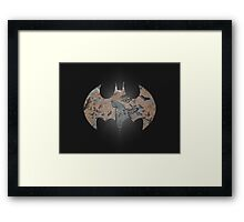©AeroArt Dark Night IV Framed Print