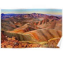 Arkaroola Landscape Poster