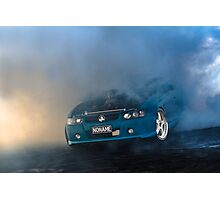 NONAME Burnout Photographic Print