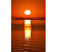 Sunrise | Fire Island, New York  Photographic Print