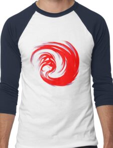 Giygas Men's Baseball ¾ T-Shirt