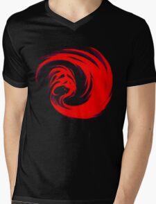 Giygas Mens V-Neck T-Shirt