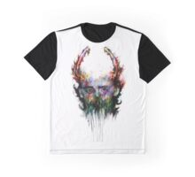The Lonely God Graphic T-Shirt