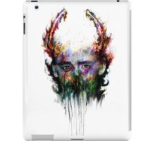The Lonely God iPad Case/Skin