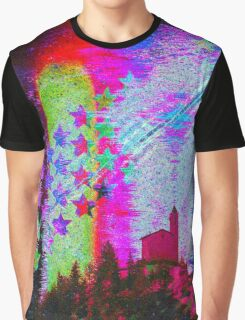 Another Psychedelic Design Graphic T-Shirt
