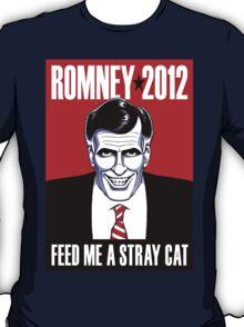Mitt Romney: American Psycho T-Shirt