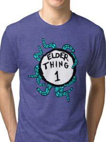 Elder Thing 1 Tri-blend T-Shirt