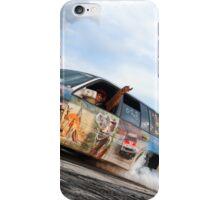 QUIET1 Burnout iPhone Case/Skin