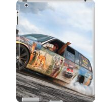 QUIET1 Burnout iPad Case/Skin