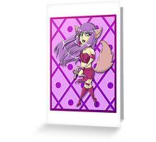 Tokyo Mew Mew- Mew Zakuro Greeting Card