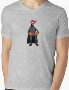 PrawnMan Mens V-Neck T-Shirt